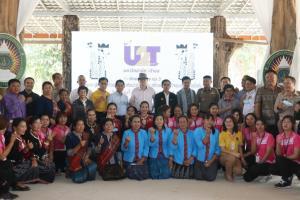 รมว.การอุดมศึกษาฯ ปลื้มผู้รับการจ้างงานโครงการ U2T ช่วยเพิ่มรายได้ชุมชน