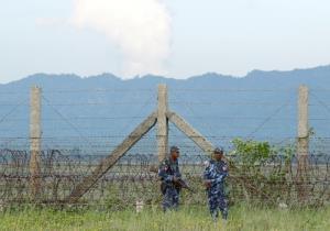 อินเดียเพิ่มกำลังลาดตระเวนชายแดนสกัดพม่าลอบเข้าประเทศหนีรัฐบาลทหาร