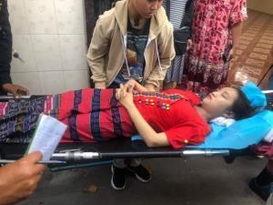 ขุดศพสาวพม่าวัย 19 ผ่าหาที่มากระสุน ปมเสียชีวิตขณะประท้วงในมัณฑะเลย์