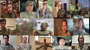 ทหารอเมริกันเชื้อสายไทย ส่งกำลังใจ นร.ฝันอยากเป็นทหารอเมริกัน ระบุไม่มีฝันไหนไปไม่ถึง