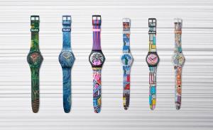 สายอาร์ตห้ามพลาด Swatch x MoMA ศิลปะระดับมาสเตอร์พีซบนนาฬิกา