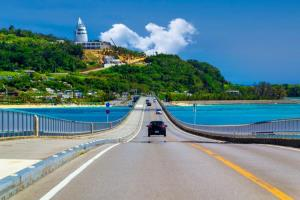 5 เกาะย่อยโอกินาว่าที่ขับรถเที่ยวได้ สำหรับคนมีเวลาเที่ยวน้อย