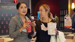 """""""เมเจอร์"""" สร้างความมั่นใจโรงภาพยนตร์ปลอดโควิด-19 ให้ชาวจันทบุรี"""