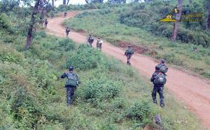 กองทัพพม่าเปิดสมรภูมิแล้ว 2 รัฐ รบ RCSS-KNLA พร้อมกันวันเดียว