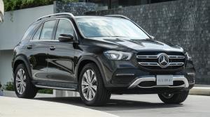 Mercedes-Benz GLE 350 de ใหม่ เครื่องยนต์ดีเซลปลั๊กอินไฮบริด 320 แรงม้า ราคา 4,699,000 บาท