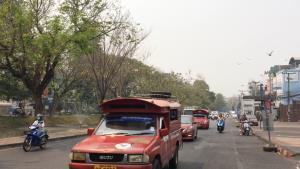 ฝุ่นควันเชียงใหม่ยังสาหัสทั้งที่ Hotspot แค่ 16 จุด เหตุรอบข้างเผาเพียบ-ลุ้นดัชนีระบายอากาศดีขึ้นช่วยบรรเทา