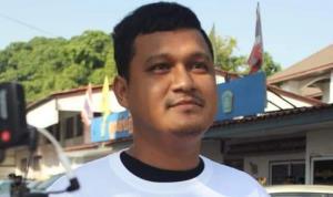 ภาพ นายชินวัตร จันทร์กระจ่าง หรือ ไบรท์ จากไทยโพสต์