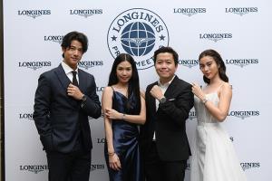 """ลองจินส์ เปิดตัว """"เก้า สุภัสสรา"""" Friend of Longines ผู้หญิงคนแรกของประเทศไทย"""