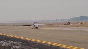ฝุ่นควันเชียงใหม่จางลงเล็กน้อยหลังระบายอากาศดีขึ้น แต่ PM 2.5 ยังเกินมาตรฐาน-นำ UAV บินตรวจจุดความร้อน