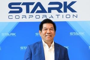 """""""วนรัชต์ ตั้งคารวคุณ"""" ขายบิ๊กล็อต STARK 8% ดึงนักลงทุนสถาบันไทย-ต่างประเทศเป็นพันธมิตรลงทุนระยะยาว"""