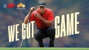 """""""ไทเกอร์ วูดส์"""" เซ็นสัญญาร่วมสร้างเกมกอล์ฟ PGA Tour 2K"""