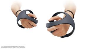 โซนีเผยโฉมจอย VR รุ่นใหม่ PS5 ตรวจจับได้ถึงปลายนิ้ว