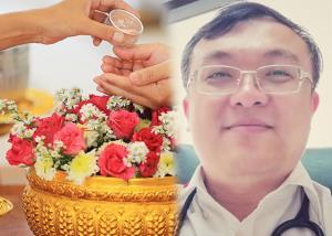 """""""หมอธีระ"""" ห่วงเทศกาลสงกรานต์ วอนคนไทยตระหนัก 3 เรื่อง หลังมีการระบาดที่กระจายไปทั่วประเทศ"""