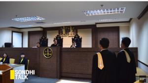 [คำต่อคำ] SONDHI TALK : หมิ่นศาล กระทบใคร?