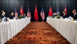 หลังการเจรจาระดับสูงที่ปะทะคารมกันเดือดพล่าน จีนรายงานว่าจะหารือเรื่อง 'การเปลี่ยนแปลงภูมิอากาศ' กับสหรัฐฯ