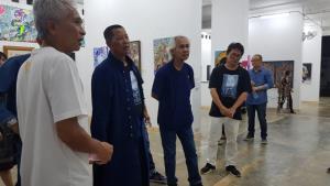 """หอศิลป์น่านเปิดพื้นที่โชว์ 1 เดือนเต็ม! ผลงาน """"2 ทศวรรษจิตรกรไทย"""" ก่อนสัญจรอุดรฯ-สงขลา"""