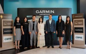 'สิงห์ เอสเตท' ร่วมยินดี 'การ์มิน' ตั้งสำนักงานแห่งแรกในไทยที่อาคารสิงห์ คอมเพล็กซ์