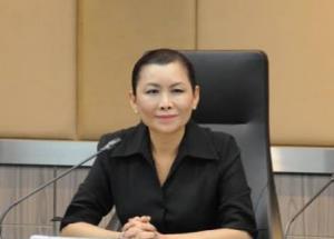 นางจันทิรา บุรุษพัฒน์ ผู้ตรวจราชการกระทรวงคมนาคม