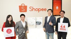 """Roborock"" รุกตลาดหุ่นยนต์ดูดฝุ่นไทย รับแคมเปญช้อปฯ ออนไลน์สุดยิ่งใหญ่ Shopee 4.4 Mega Shopping Day"