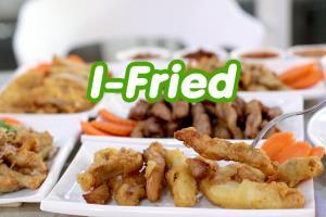"""""""I-FRIED"""" อร่อยร้อนๆ หมูนุ่มหอมกรุ่นชวนกิน"""