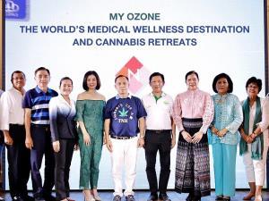"""ยกระดับสร้างประเทศไทยสู่จุดหมายปลายทาง """"Medical Wellness Tourism"""""""