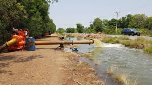 ชาวบ้าน 1,500 ครัวเรือนชัยนาทเดือดร้อนขาดแคลนน้ำกินน้ำใช้