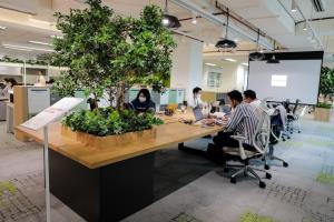 เปิดตัว OKAMURA LIVE OFFICE ต้นแบบออฟฟิศยุคใหม่ ภายใต้แนวคิด Activity Based Workstyle