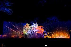 """สุดอลังการ!! """"เมืองโบราณ ไลท์ เฟส"""" เทศกาลประดับไฟฤดูร้อนยามค่ำคืน"""