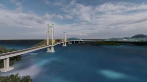 """ทช.ดัน 2 สะพานข้ามทะเล """"เกาะลันตา&สงขลา"""" เร่งสรุป EIA ปรับแผนใช้เงินกู้ก่อสร้างแทน"""