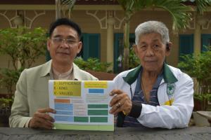นายกสมาคมสหพันธ์ชาวสวนยางแห่งประเทศไทย จับมือ บ.พรหมชีวา จำกัด เร่งผลักดันรัฐบาลอนุมัติโครงการอิ่มท้องสมองดี ช่วยประชาชนยากไร้