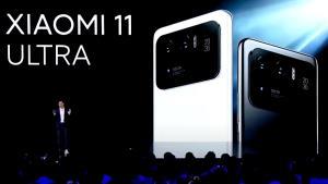 Xiaomi ออก Mi 11 Ultra เสริมมือถือไฮเอนด์กล้องดีที่สุดในโลก
