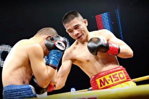 """""""ศรีสะเกษ"""" พอใจได้ชิงแชมป์ WBC กับ """"คูเอดราส"""" ก่อนลุ้นดวล """"เอส-โรมัน"""" ภาค 3"""