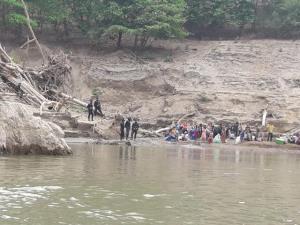 KNU เรียกร้องไทย-ประชาคมโลกช่วยชาวกะเหรี่ยงหนีตายทหารพม่าถล่ม