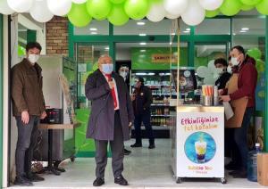 ซี.พี.ตุรกี ฉลองเปิด CP Fresh Shop สาขา Halkali ฝั่งยุโรป ช่วยสร้างอาชีพ-รายได้ให้ชาวตุรกี