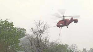 เชียงใหม่จัด UAV บินลาดตระเวนจุดเสี่ยงเผาป่า พร้อมระดม ฮ.บินดับไฟป่าทั่วพื้นที่