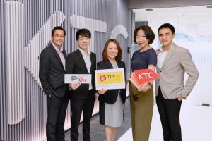 เคทีซี จับมือทิพยประกันชีวิต ให้สมาชิกผ่อนเบี้ยประกัน TIPlife Smart Cancer 0% นานสูงสุด 10 เดือน