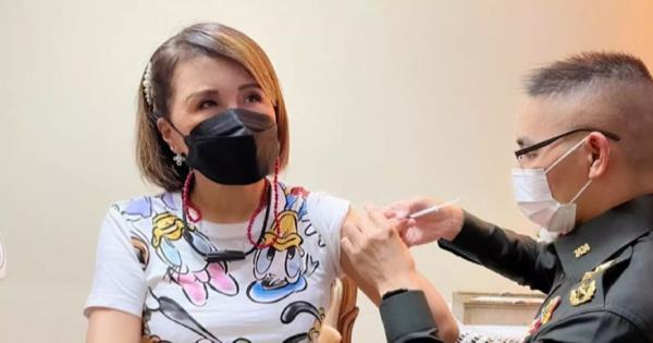 """ทูลกระหม่อมหญิงอุบลรัตนราชกัญญาฯ ทรงโพสต์ไอจี """"จะได้ทำงานอย่างสุขใจ"""" ภายหลังเข้ารับการฉีดวัคซีนโควิด-19"""