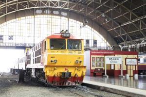 รถไฟเปิดจองตั๋วรถพิเศษ 16 ขบวนเพิ่มเติม รองรับเดินทางช่วงสงกรานต์