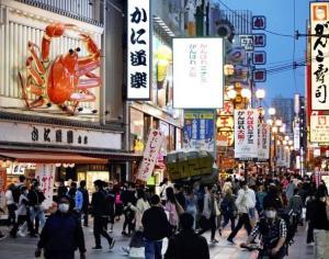 """""""โอซากา"""" โควิดแรงแซง """"โตเกียว"""" ผู้ว่าขออำนาจพิเศษสกัดระบาด"""