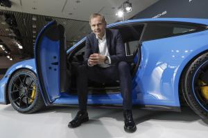 Oliver Blume, Chairman of the Executive Board, Porsche AG