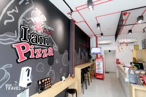 ร้าน  I Am Pizza สาขาเมืองทองธานี