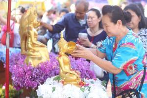 """ชื่นจิตชื่นใจ เย็นฉ่ำปีใหม่ไทย ในงาน """"Water Festival 2021 เทศกาลวิถีน้ำ...วิถีไทย"""" ในพื้นที่ 4 ภาค"""