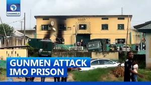 กลุ่มมือปืนพร้อมอาวุธหนักโจมตีเรือนจำไนจีเรีย นักโทษหลบหนีกว่า 1,800 คน