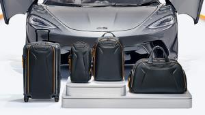 TUMI เปิดตัวคอลเลกชันได้รับแรงบันดาลใจจาก McLaren