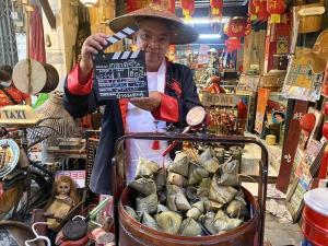 """""""เปาอุ๋ย"""" ตลาดจีนชากแง้วอีกหนึ่งจุดขายใหม่แหล่งท่องเที่ยวสไตล์จีนโบราณ บางละมุง"""