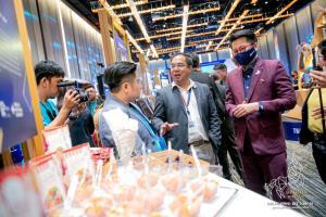 """(ชมคลิป) 'เชฟเมย์' รองแชมป์ Top Chef Thailand ต่อยอด """"น้ำพริกส็อก"""" ที่กำลังจะถูกลืมด้วยนวัตกรรม"""
