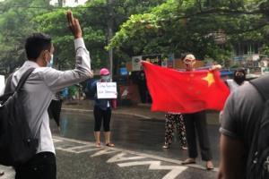 กองกำลังความมั่นคงพม่ายิงผู้ประท้วงดับ 7 ราย โรงงานจีนในย่างกุ้งถูกเผาอีก ด้านรัฐบาลคู่ขนานจ่อยื่นหลักฐานการสังหารโหดให้ยูเอ็น