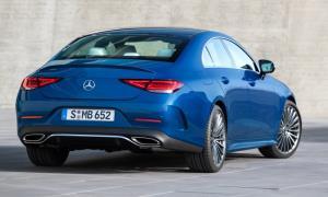 Mercedes-Benz CLS-Class ใหม่ ปรับโฉมเพิ่มความสดใหม่ทั้งภายนอก-ภายใน