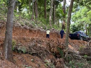 """""""ดีเอสไอ"""" ลุยสอบพื้นที่บุกรุกเขตป่าสงวนแห่งชาติ ป่าเทือกเขานาคเกิด จ.ภูเก็ต พิจารณาเป็นคดีพิเศษ"""