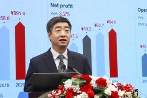 เคน หู (Ken Hu) ประธานหัวเว่ย ยอมรับว่าบริษัทมีความมั่นใจมากขึ้นในกลยุทธ์ 1 + 8 + N